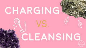 Charging vs. Cleansing