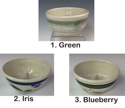 Shirley Odsather -Porcelain Apple Bakers - $20 each