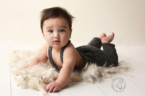 baby photoshoot sligo