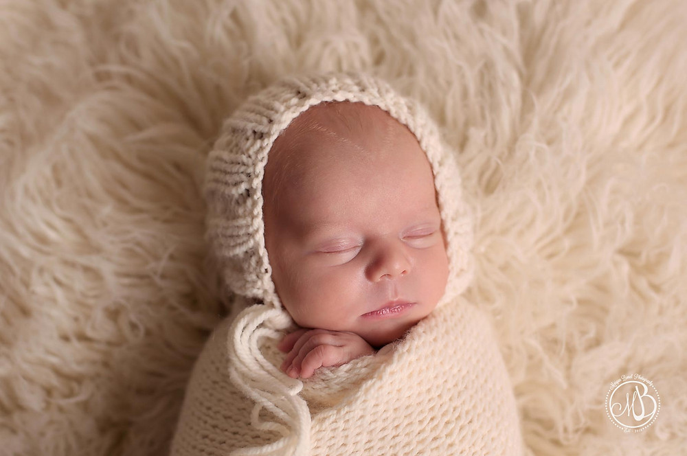 Newborn photographer Sligo