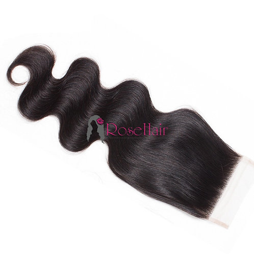 "Body Wave 4"" x 4"" Lace Closure"