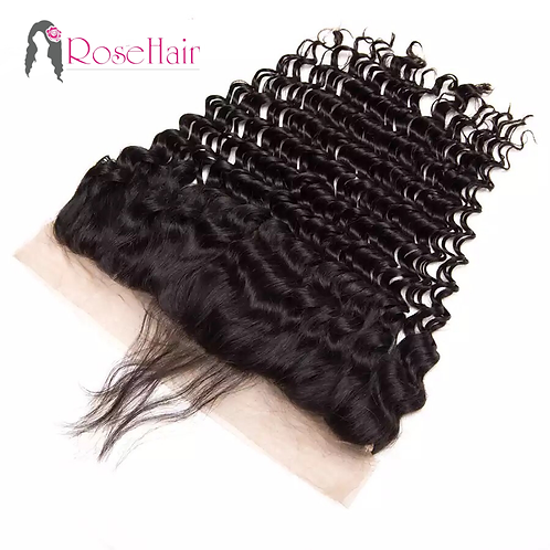 "Deep Wave 13"" x 4"" Lace Frontal"