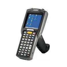 Motorola hand held terminal