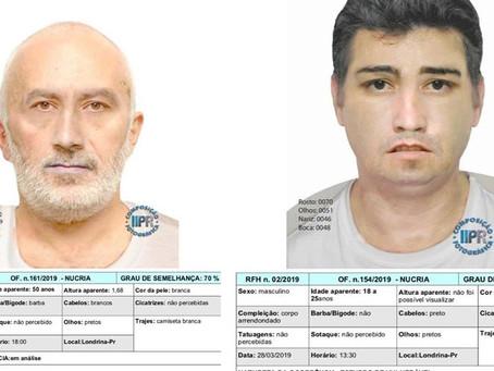 Nucria busca suspeitos de praticar atos libidinosos em Londrina