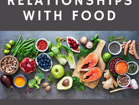 Evaluating Your Relationship With Food