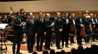 Création/Premiere - Concerto pour percussions Cythère