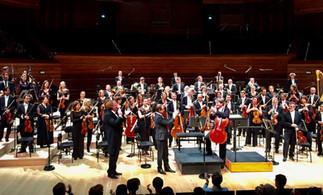Concerto pour violoncelle et orchestre
