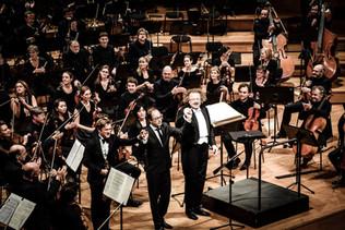 Création/Premiere - Concerto pour violon Les Horizons Perdus