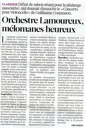 Libération - octobre 2012