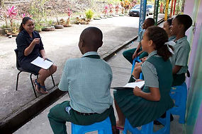 special education, dominica
