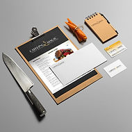 Catering Magic Stationary