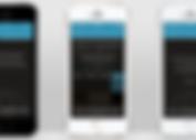 Stock Protector Mobile GUI Design