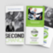 Second Chance Brochure Design
