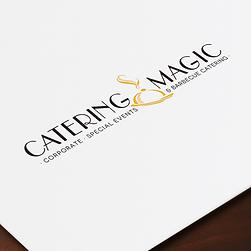 Catering Magic Logo