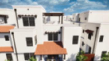 Brisa29 Townhome Plan 9 Exterior
