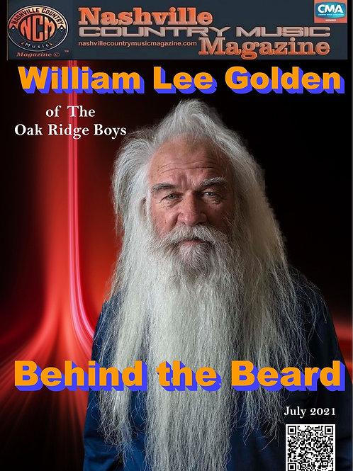 July 2021 Issue William Lee Golden