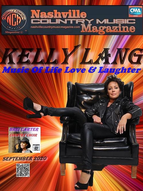 Nashville Country Music Magazine September 2020