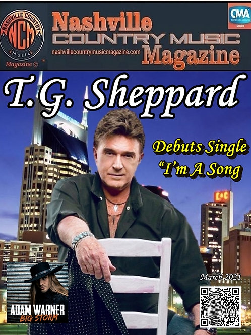 T G Sheppard March 2021 Issue