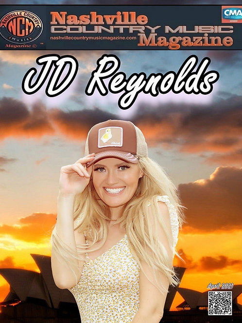 April 2021 Issue JD Reynolds