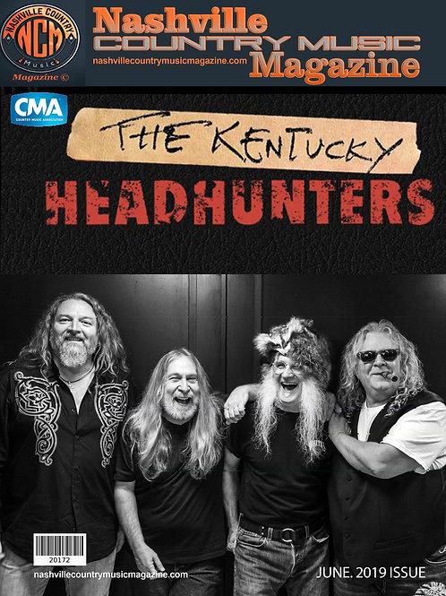 June 2019 Kentucky Headhunters