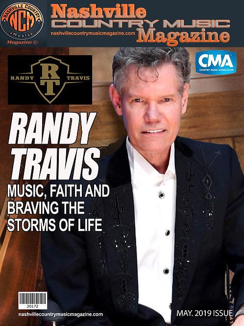 May 2019 Randy Travis