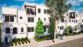 Brisa29 Townhome Plan 5 Exterior