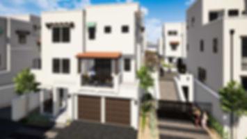 Brisa29 Townhome Plan 3 Exterior