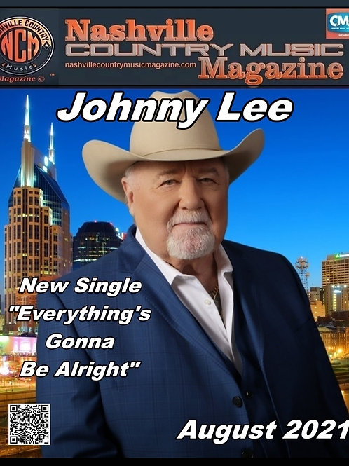 2021 Issue Johnny Lee