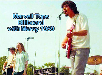 Marvell Tops Billboard with Mercy 1969 p