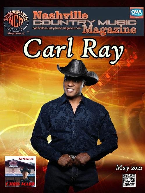May 2021 Issue Clay Ray