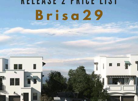 Updated Price List