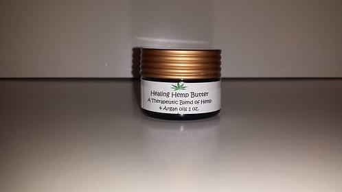 Healing Hemp Butter 1 JAR 1 oz.