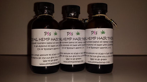 ROYAL HEMP HAIR THERAPY 3 Btls.