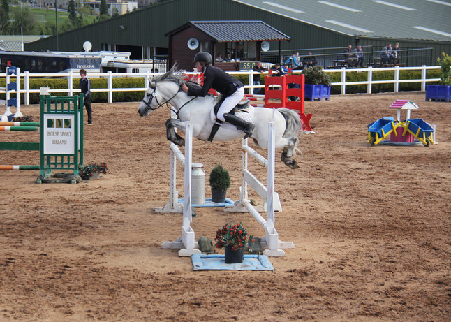Summer jumping has arrived!
