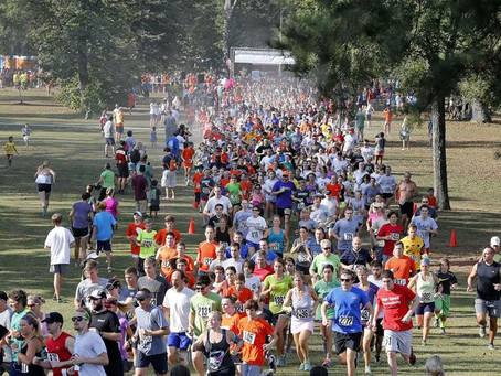 Thousands turn out for 5K in Cameron Gallagher's memory