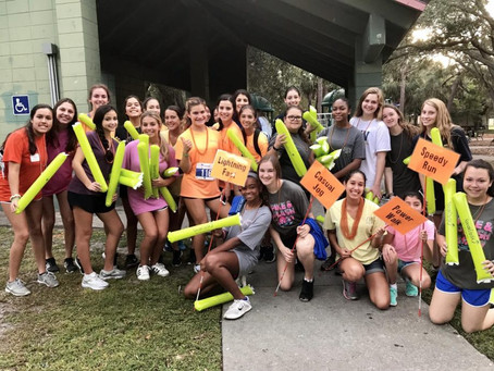 TAMPA 2017: SpeakUp 5k Returns for the Second Yea
