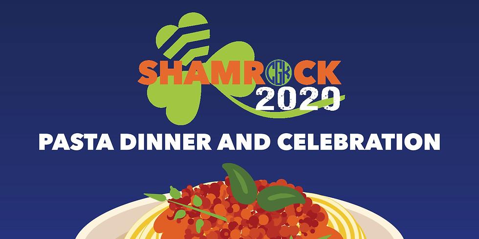 Shamrock 2020 Race Team Pasta Dinner and Celebration