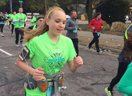 Virginia girl, 16, dies moments after finishing half marathon