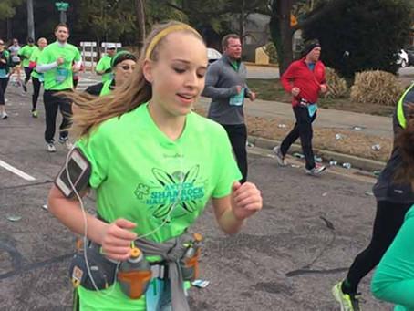 Virginia girl, 16, dies moments after finishing half marathon
