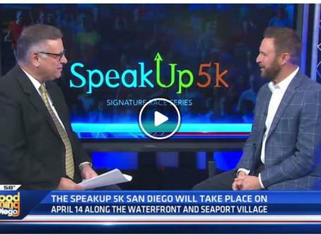 San Diego 2019: The Speakup 5k San Diego