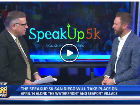 San Diego 2019: The Speakup 5k San Diego