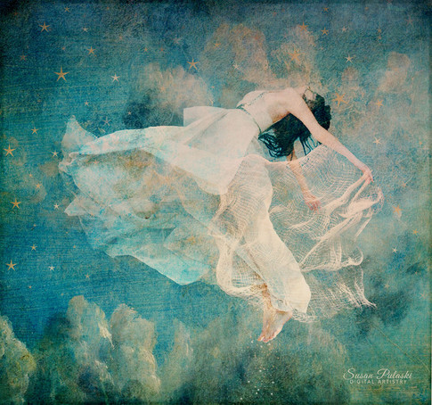 She Rises Amongst the Stars