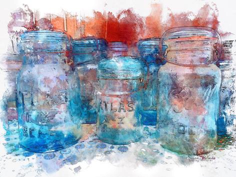 Vintage Jars