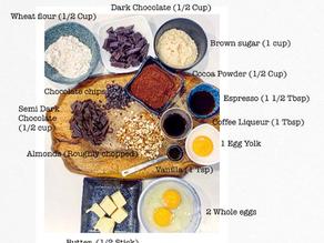 Rachel's Homemade Brownies