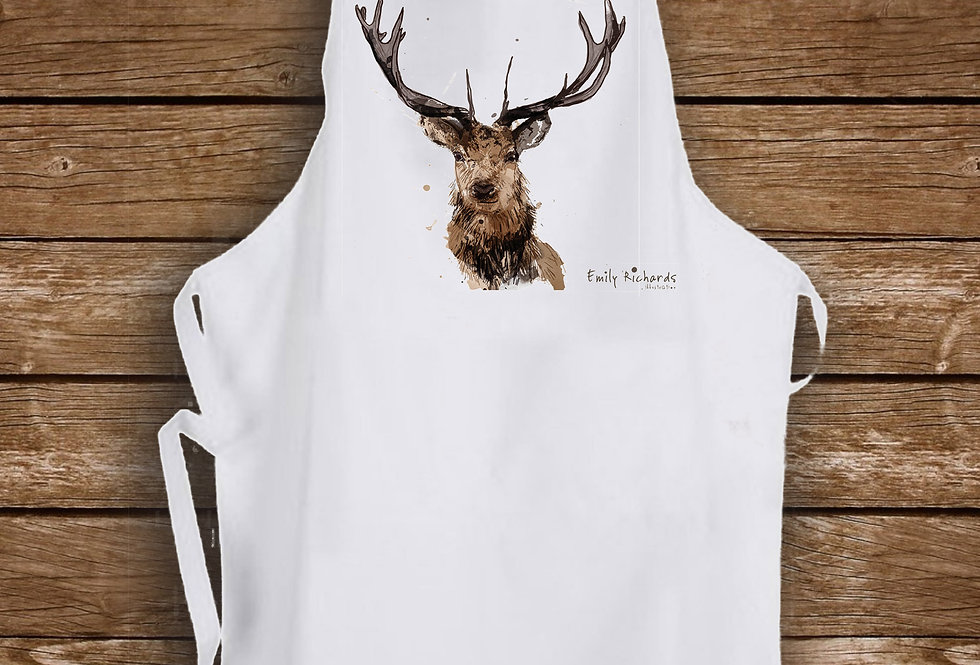 Stag - Full Length Apron