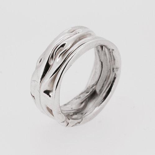 Wrinkle ring