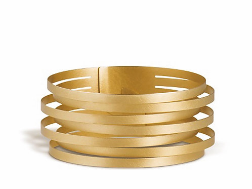 Bracelet by Claudia Hoppe: Stripes regelmässigen