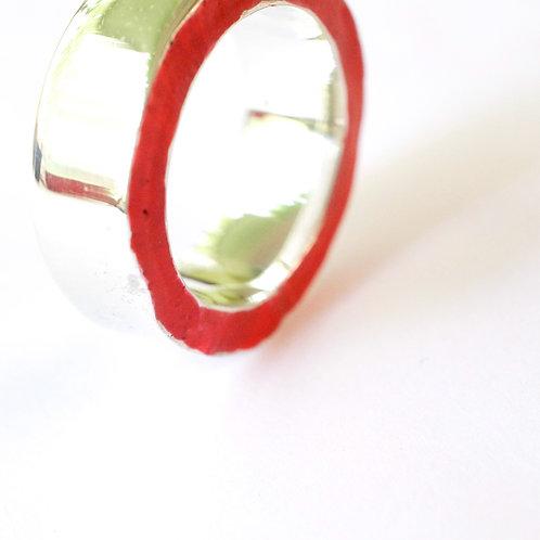 "Ring:""Portrait of my grandmother, Odette"""