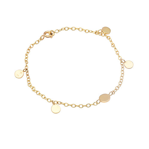 Secret info bracelet