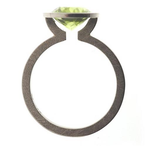 Ring Peridote